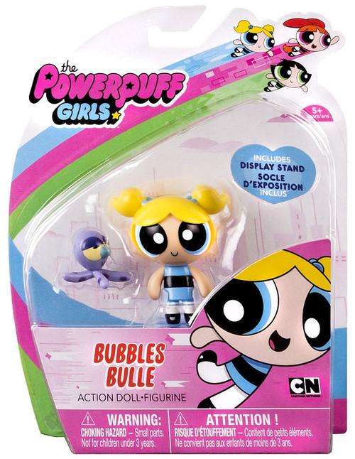 The Powerpuff Girls Bubbles Action Figure