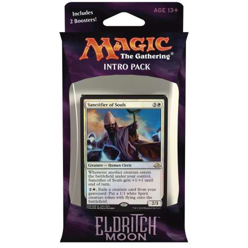 MtG Trading Card Game Eldritch Moon Unlikely Alliances Intro Deck