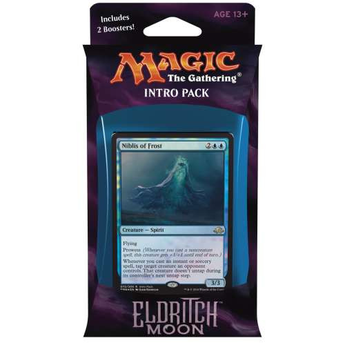 MtG Trading Card Game Eldritch Moon Dangerous Knowledge Intro Deck