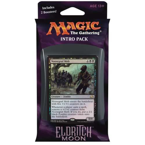 MtG Trading Card Game Eldritch Moon Shallow Grave Intro Deck