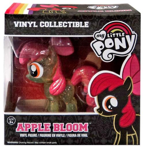 Funko My Little Pony Vinyl Collectibles Apple Bloom Vinyl Figure [Translucent Glitter Variant]