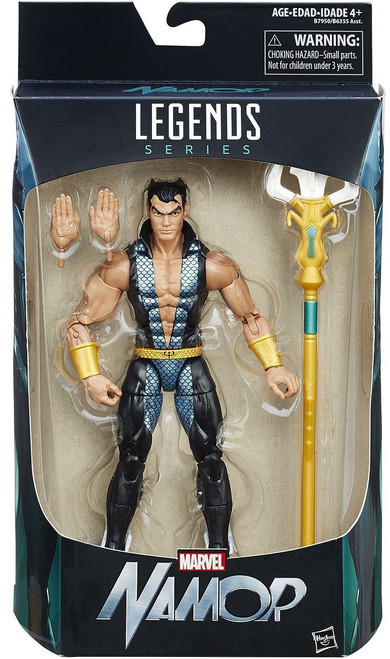 Marvel Legends Namor Exclusive Action Figure