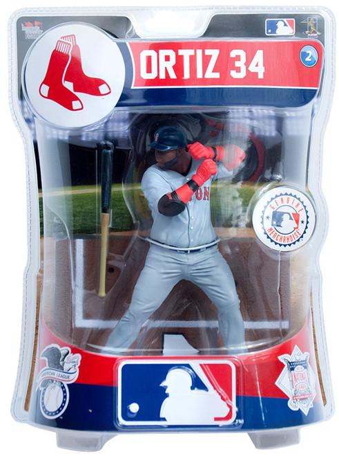 MLB Boston Red Sox 2016 David Ortiz Action Figure