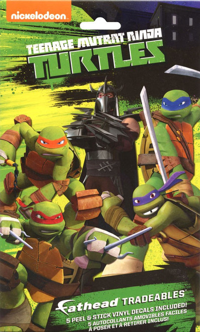 Nickelodeon Teenage Mutant Ninja Turtles Vinyl Decals
