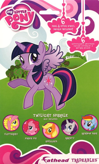 Friendship is Magic My Little Pony Vinyl Decals