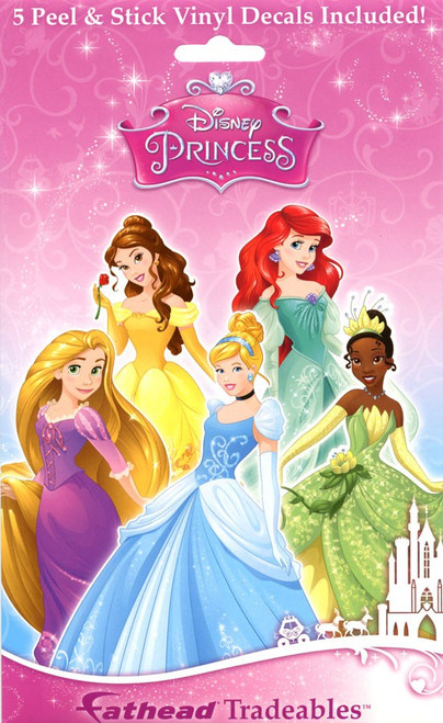 Disney Princess Vinyl Decals
