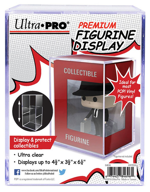 Ultra Pro Premium Figurine Display [Fits Funko Pop]