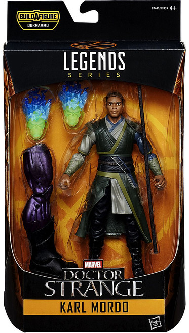Doctor Strange Marvel Legends Dormammu Series Karl Mordo (Baron Mordo) Action Figure