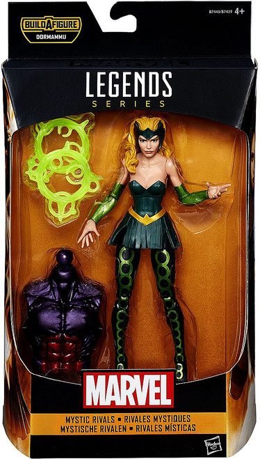 Doctor Strange Marvel Legends Dormammu Series Enchantress Action Figure [Mystic Rivals]