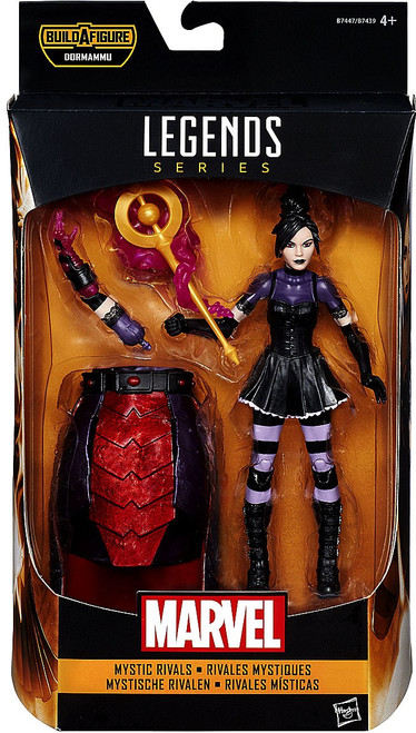 Doctor Strange Marvel Legends Dormammu Series Nico Minoru (Runaways) Action Figure [Mystic Rivals]