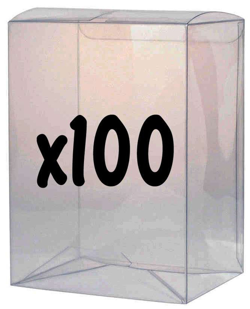 Ultra Pro Semi-Rigid Figurine Display x100 Protectors [Fits Funko Pop]