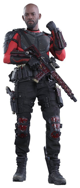 DC Suicide Squad Movie Masterpiece Deadshot Collectible Figure