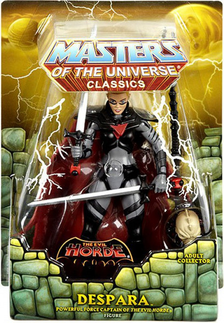 Masters of the Universe Classics Despara Exclusive Action Figure
