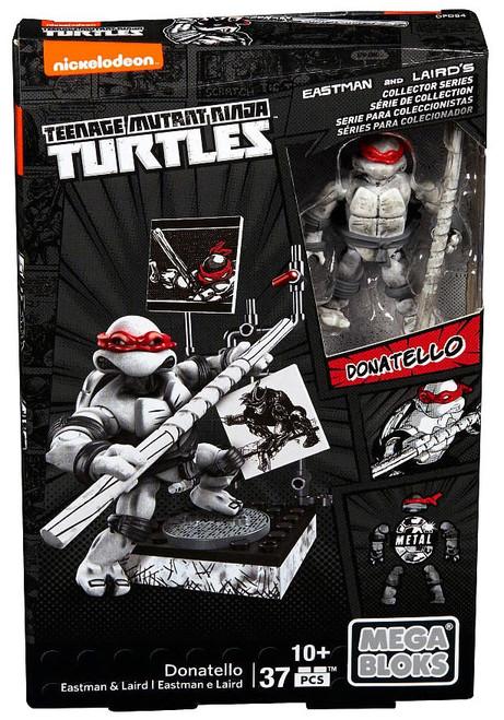 Mega Bloks Teenage Mutant Ninja Turtles Eastman & Laird Collector's Series Donatello Mini Figure Set