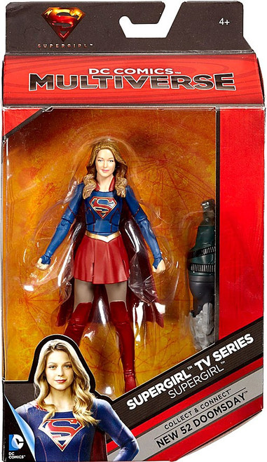 DC Supergirl TV Series Multiverse New 52 Doomsday Series Supergirl Action Figure