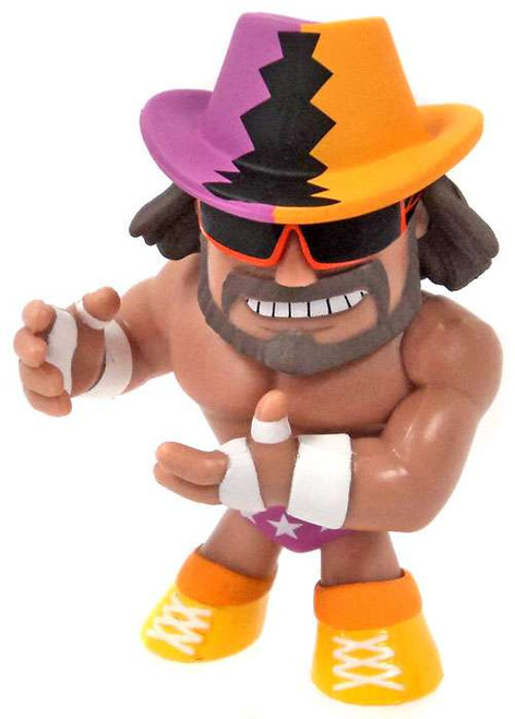 Funko WWE Wrestling WWE Mystery Minis Series 1 Macho Man Randy Savage 2-Inch Mystery Minifigure [Loose]