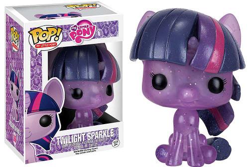Funko POP! My Little Pony Glitter Twilight Sparkle Exclusive Vinyl Figure