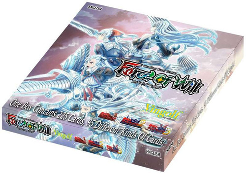 Force of Will Grimm Cluster Vingolf 2: Valkyria Chronicles Fixed Series Set