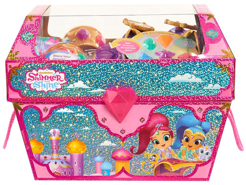 Fisher Price Shimmer & Shine Dress Up Trunk