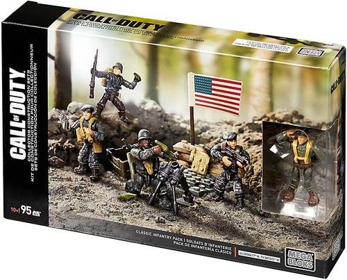Mega Bloks Call of Duty Classic Infantry Set #32721