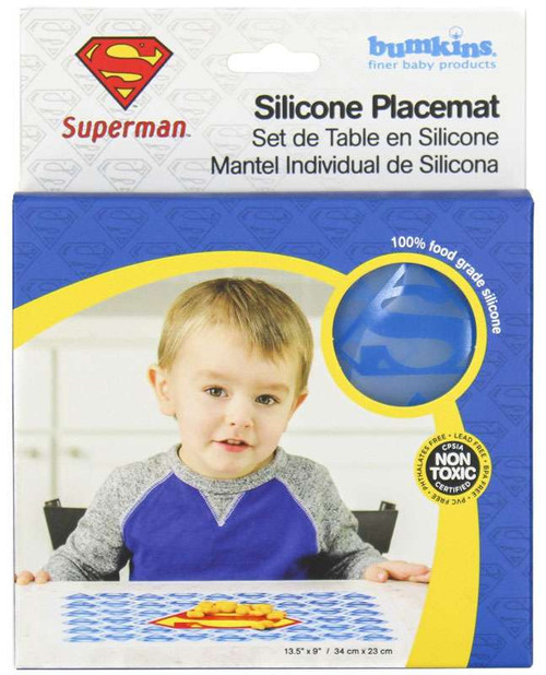 Superman Silicone Placemat