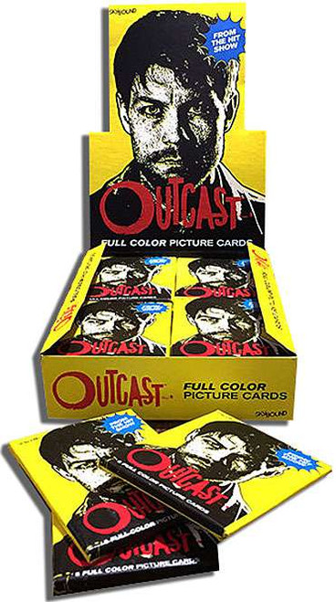 Outcast Exclusive Trading Card Box [24 Packs]