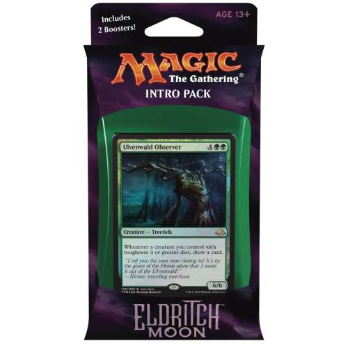 MtG Trading Card Game Eldritch Moon Weapons and Wards Intro Deck