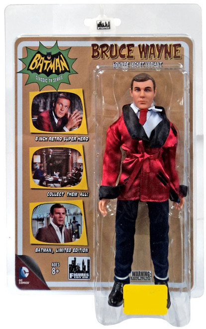 1966 TV Series 1966 Batman Series Bruce Wayne Exclusive Action Figure