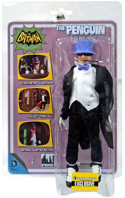Batman 1966 TV Series The Penguin Exclusive Action Figure