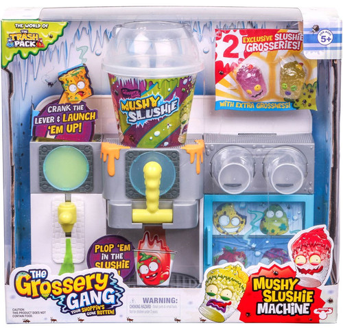The Grossery Gang Mushy Slushie Machine Playset