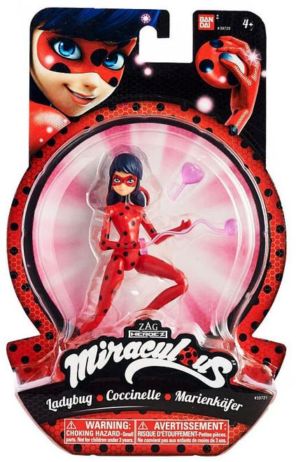 Zag Heroez Miraculous: Tales of Ladybug & Cat Noir Ladybug Action Figure
