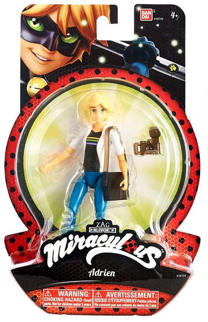 Zag Heroez Miraculous: Tales of Ladybug & Cat Noir Adrien Action Figure