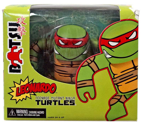NECA Teenage Mutant Ninja Turtles Mirage Comic Batsu Leonardo 5-Inch Vinyl Figure