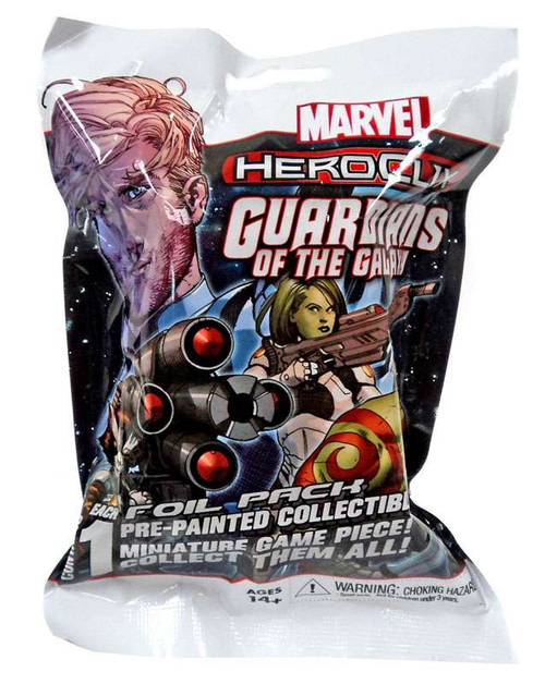 Marvel HeroClix Guardians of the Galaxy Booster Pack [White Pack]