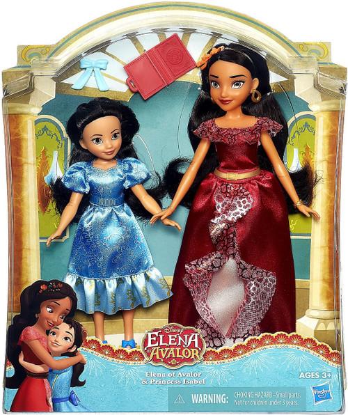 Elena of Avalor Elena & Princess Isabel Doll 2-Pack
