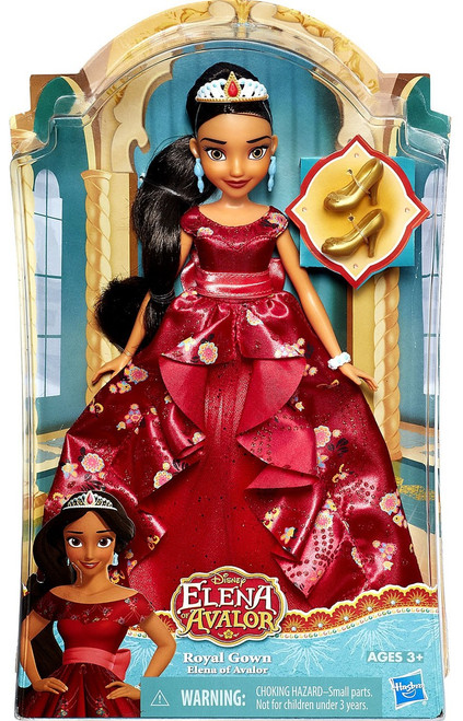 Elena of Avalor Royal Gown Elena Doll