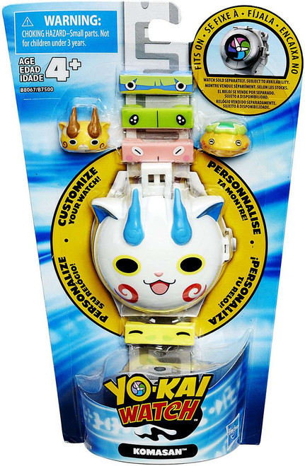 Yo-Kai Watch Komasan Watch Accessory