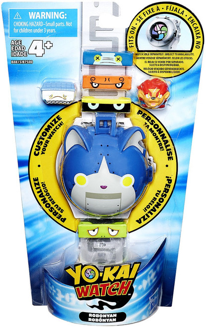 Yo-Kai Watch Robonyan Watch Accessory