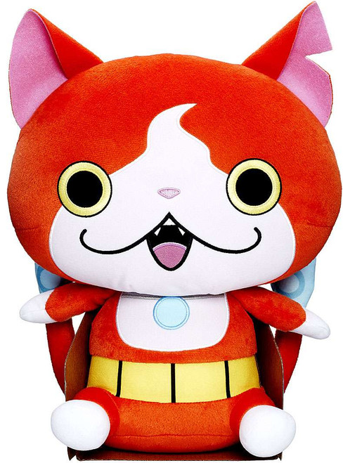 Yo-Kai Watch Jibanyan Supersize Plush Figure