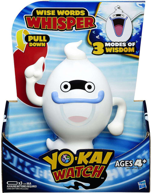 Yo-Kai Watch Spirit Projection Wise Words Whisper Electronic Figure
