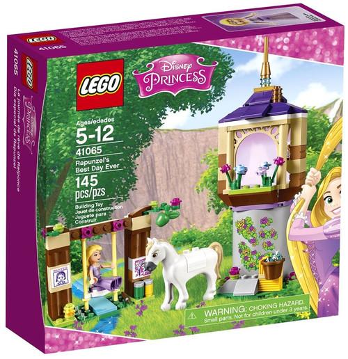 LEGO Disney Princess Rapunzel's Best Day Ever Set #41065