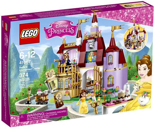 LEGO Disney Princess Belle's Enchanted Castle Set #41067