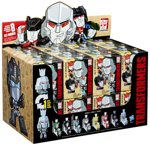 Transformers Generations Alt-Modes Series 2 Mystery Box [24 Packs]