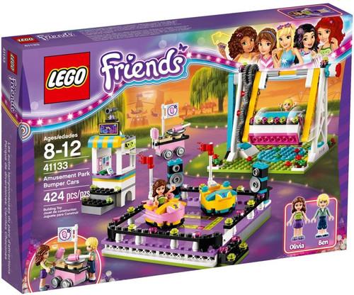 LEGO Friends Amusement Park Bumper Cars Exclusive Set #41133