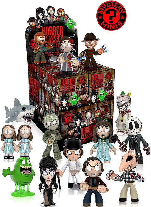 Funko Mystery Minis Horror Classics Series 3 Mystery Box [12 Packs]