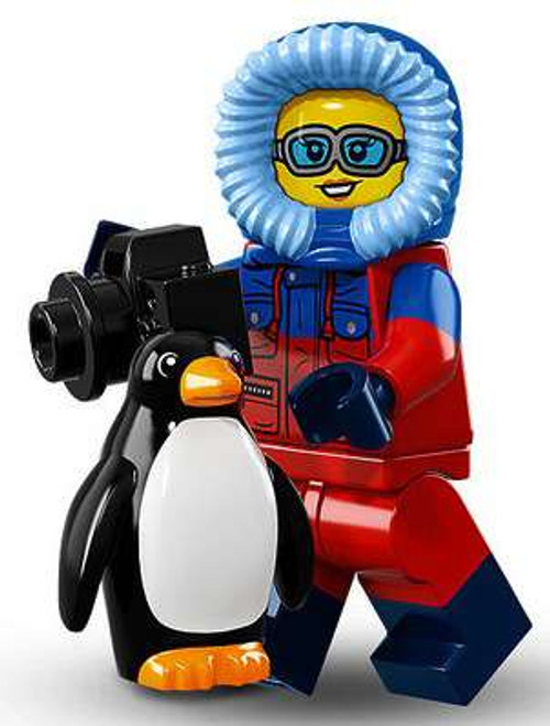 LEGO Minifigures Series 16 Wildlife Photographer Minifigure [Loose]
