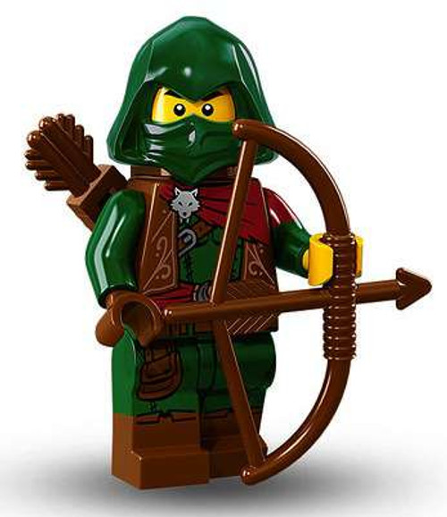 LEGO Minifigures Series 16 Rogue Minifigure [Loose]