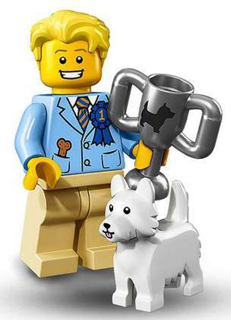 LEGO Minifigures Series 16 Dog Show Winner Minifigure [Loose]