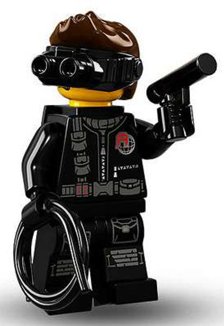LEGO Minifigures Series 16 Spy Minifigure [Loose]
