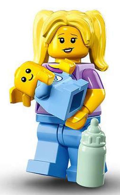 LEGO Minifigures Series 16 Babysitter Minifigure [Loose]